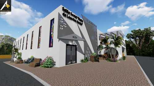 Salão Social do antigo Cordeiro Clube receberá reforma e revitalização completa