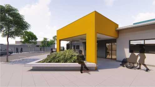 Construção da UBS Vista Alegre em Limeira começa em novembro