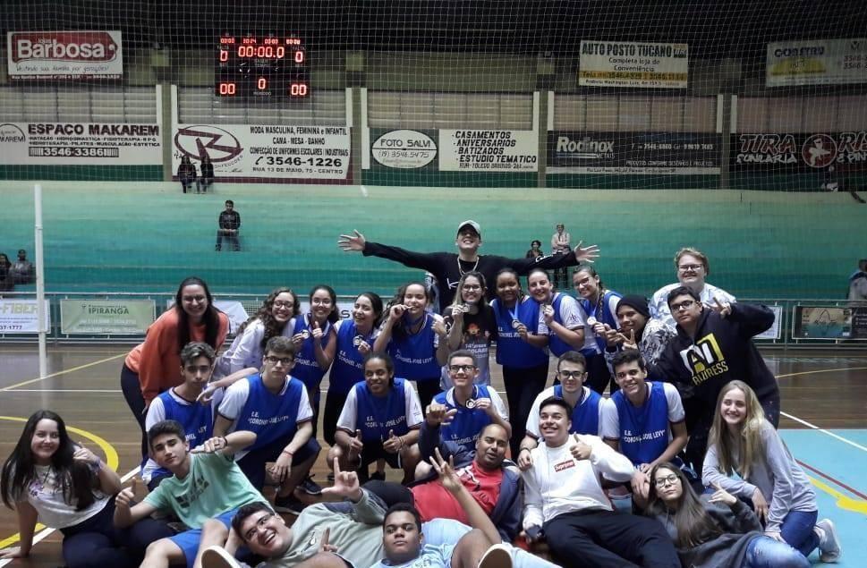 Alunos batem recordes e agitam a 14ª edição dos Jogos Escolares em Cordeirópolis