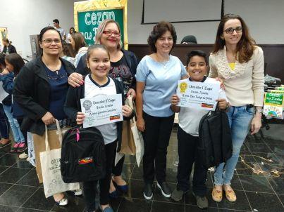 Mais de 300 alunos participam do encerramento do Projeto Cezan nas Escolas 2019