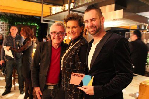 Maganhoto e Casagrande conquistam prêmio na Casa Cor Paraná