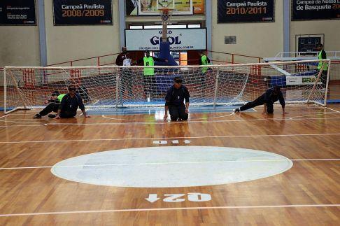 Equipe de Limeira conquista o 3º lugar no torneio de Goalball