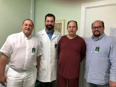 Hospital dá sequência às cirurgias cardíacas com o Coração Batendo