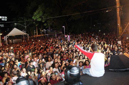 1° dia de festa: Mais de 5 mil pessoas comemoram o aniversário de Cordeirópolis