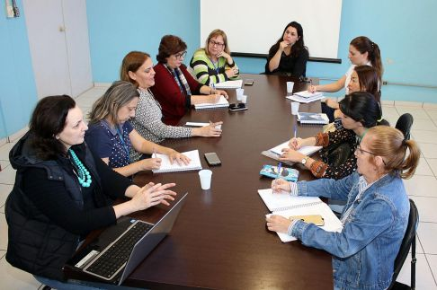 Comitê de Aleitamento Materno tem sua primeira reunião de trabalho
