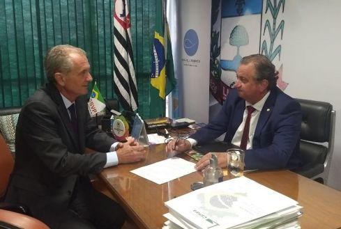 Botion e Miguel avançam em ações para viabilizar viaduto da Barroca Funda em Limeira