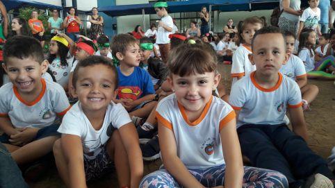 Mais de 1.200 alunos participam de atividades em comemoração à Semana Nacional do Livro e da Biblioteca