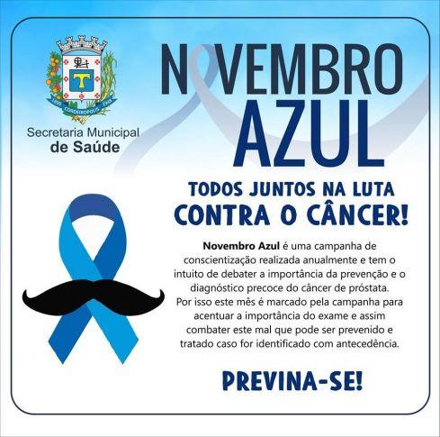 Novembro Azul: Conheça mais sobre o câncer de próstata