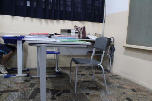 Escolas do Ensino Fundamental recebem investimento em novo mobiliário escolar
