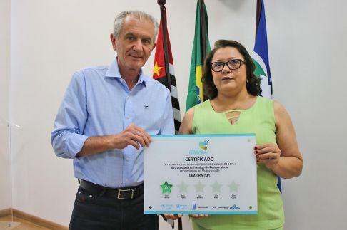 Limeira ganha certificado do programa Brasil Amigo da Pessoa Idosa