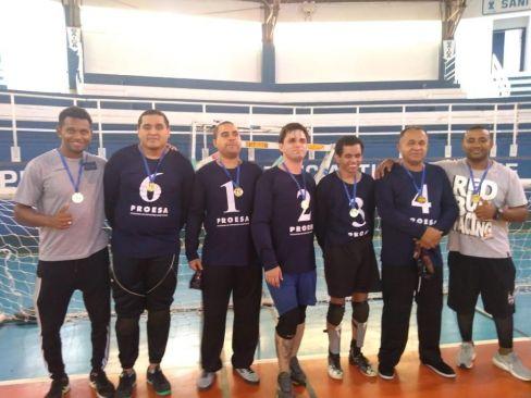 Alunos do Proesa participam de três eventos esportivos no fim de semana