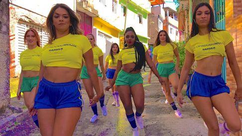 Tainá Grando é destaque na masterclass do coreógrafo americano Matt Steffanina no Brasil