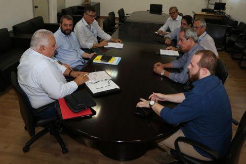 Prefeitura de Limeira se reúne com representantes da BRK Ambiental