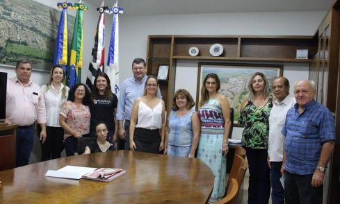 """Prefeitura promove encontro para discutir sobre a """"Lei Lucas"""" nas escolas de Cordeirópolis"""