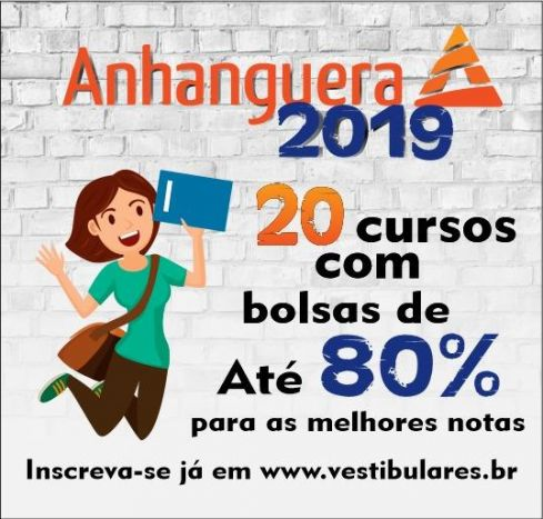 Pólo Anhanguera oferecerá novas oportunidades de estudos para 2019