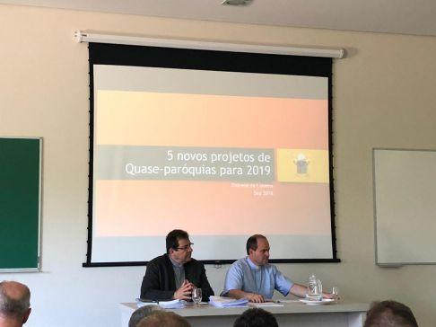 Dom Vilson anuncia remanejamento de padres e novas paróquias na diocese de Limeira para 2019