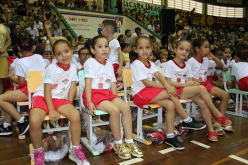 Prefeitura de Cordeirópolis realiza formatura de 324 alunos do Ensino Infantil