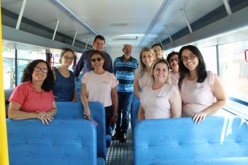 Educação de Cordeirópolis é contemplada com mais dois ônibus escolares