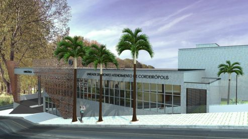 Obras do novo Hospital Municipal de Cordeirópolis terão início neste ano
