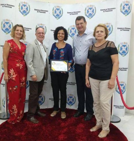 Cordeirópolis recebe Selo inicial do Programa Amigo do Idoso