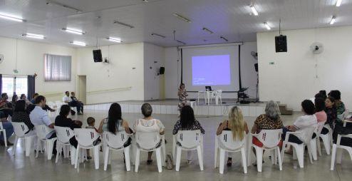 Prefeitura de Cordeirópolis promove encontro com profissionais da Assistência Social