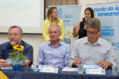 Prefeito de Limeira é eleito vice-presidente do PCJ