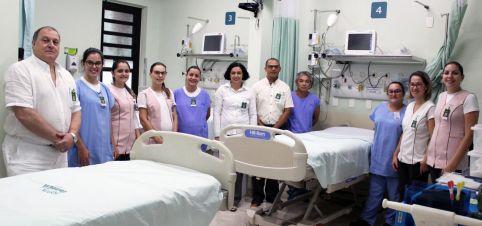 UTI Adulto do Hospital Unimed Limeira está entre as melhores do Brasil
