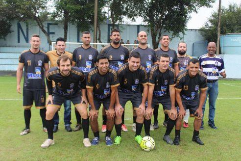 Mesiq é bicampeã no Torneio de Futebol do Sinecol