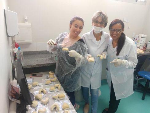 Saúde realiza mutirão de prótese dentária