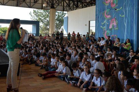 Cerca de 900 crianças em Limeira comemoram Dia Nacional do Livro Infantil