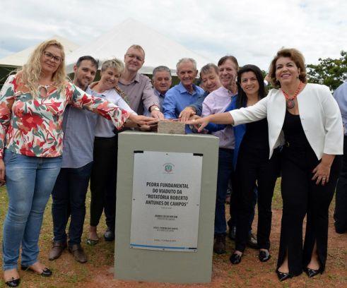 Barroca Funda em Limeira: pedra fundamental é lançada