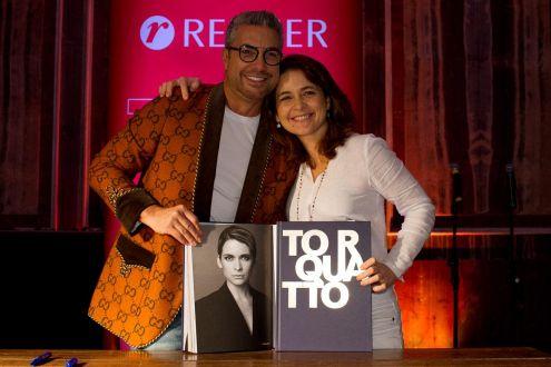 Fernando Torquatto lança livro em comemoração aos 25 anos de carreira