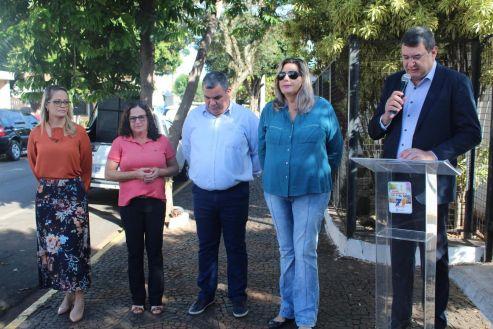 Prefeitura inaugura pacote de obras no aniversário de Cordeirópolis