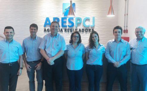 ARES-PCJ participa do Congresso Brasileiro de Regulação