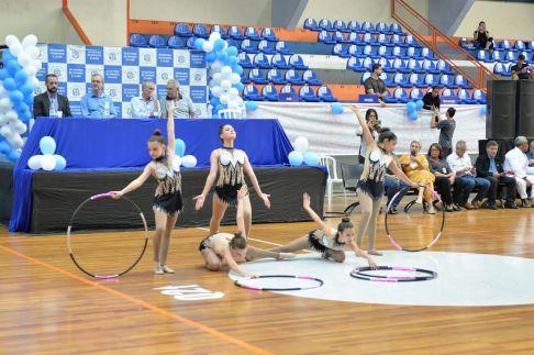 Abertos os Jogos Escolares 2019 em cerimônia no Vô Lucato em Limeira