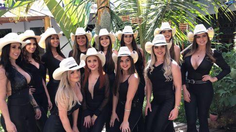 Rodeio de Limeira apresenta 12 finalistas do concurso da rainha