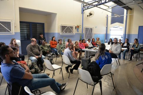 Pré-Conferência de Assistência Social chega ao Parque Nossa Sra. das Dores em Limeira