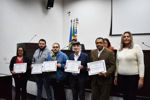 Rádio Vera Cruz de Cordeirópolis recebe Moção de Congratulações