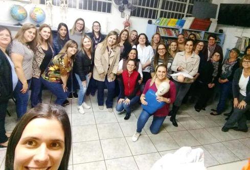 """Cerca de 300 pessoas recebem treinamento do projeto """"Samuzinho"""""""