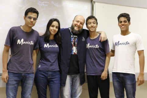 Estudantes de Ribeirão Preto são pré-selecionados para a Olimpíada Internacional de Astronomia