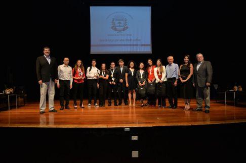 Alunos da FT Unicamp vencem o Desafio do Conhecimento