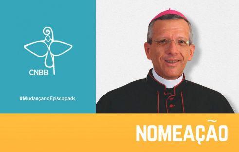 Papa nomeia novo bispo para a diocese de Limeira-SP