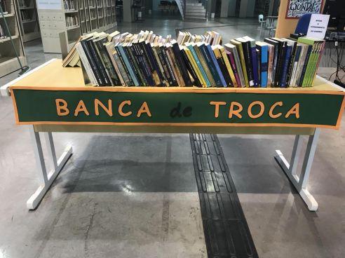 Biblioteca Aberta e Banca de Trocas de Livros e Gibis têm a primeira edição do ano neste sábado