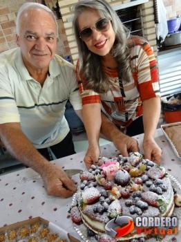 Aniversário de Maria Beatriz Carandina