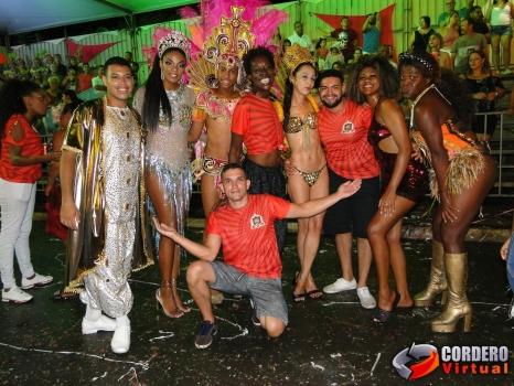 Carnaval em Cordeirópolis - 5ª Noite