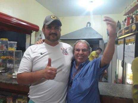 2 anos do Bar do Ronaldo - Show com Grupo Parceria