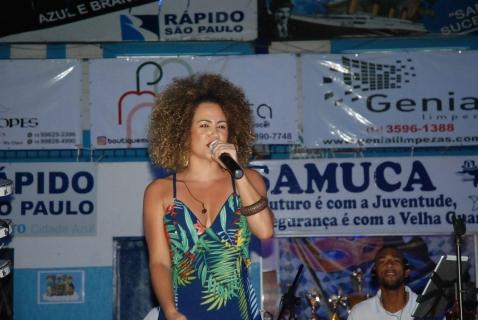 Samba da Aninha - Aniversário da Escola de Samba Samuca