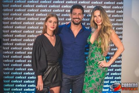 Lançamento da nova coleção da Colcci