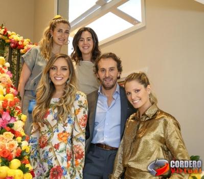 Marcos Proença comemora 10 anos de salão
