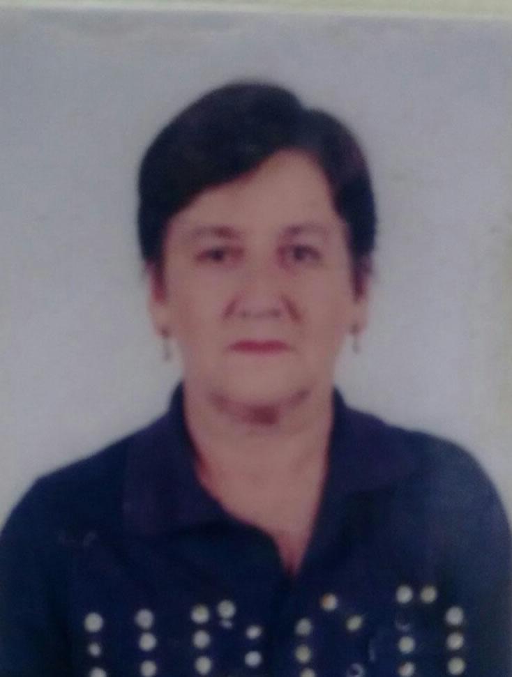 Maria Aparecida Ronquizeli Tamiazo